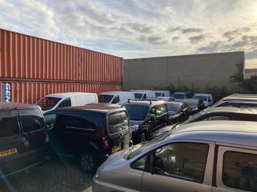 auto export Eindhoven